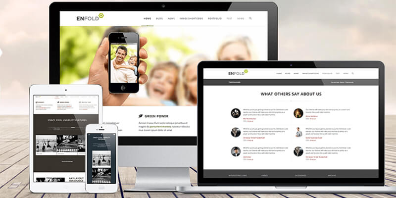 enfold-kişisel-web-sitesi